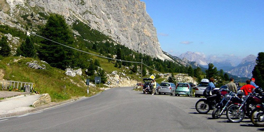 A holiday with your bike or day trips on site – bikers are welcome here