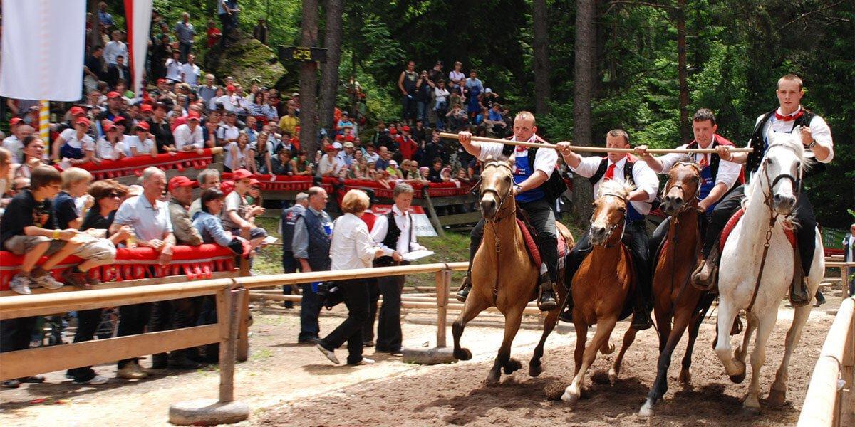The Oswald-von-Wolkenstein-Ride
