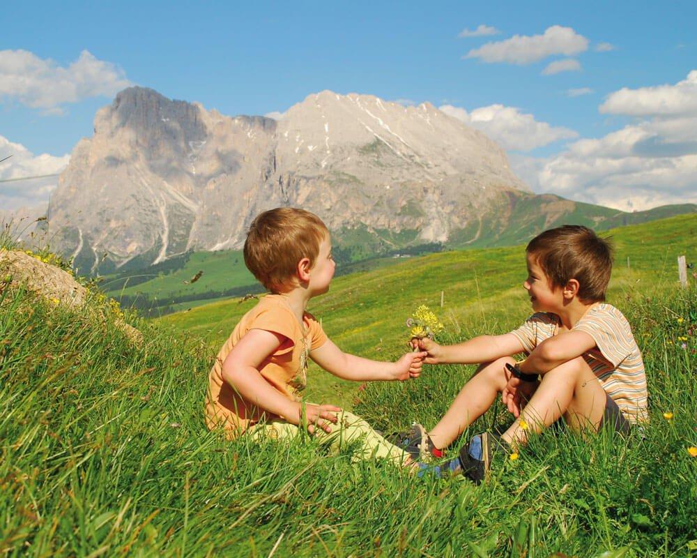 Urlaub Seiser Alm Dolomiten – Südtirol